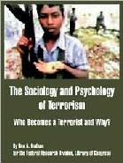 'The Sociology and Psychology of Terrorism.'